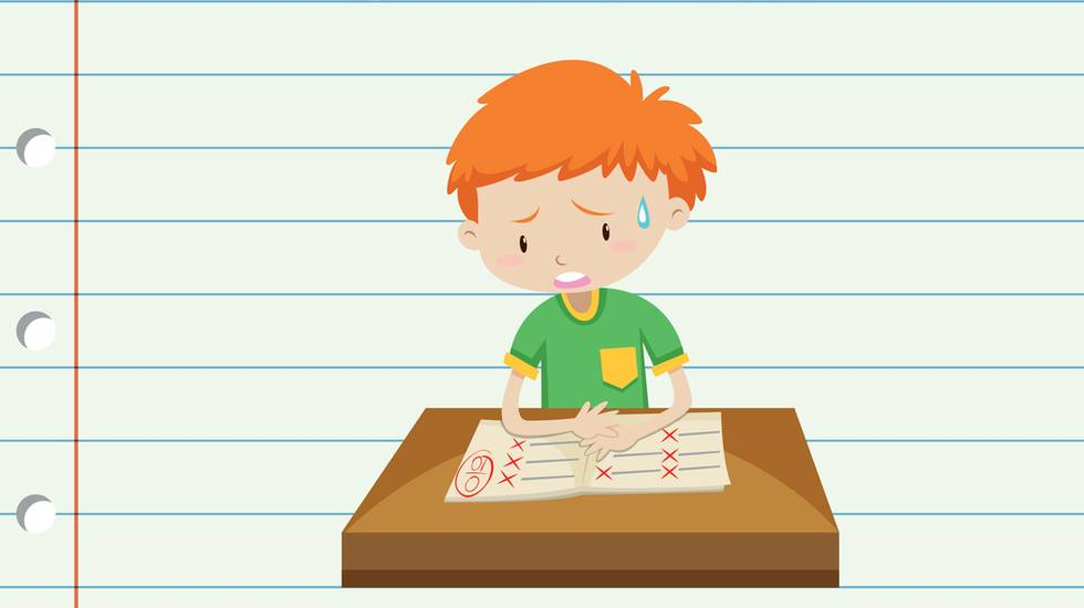 Alfabeto, Lettera I, Scrittura a mano, Scuola materna, Bambino