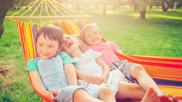 Estate, Bambino, Campo estivo, Campeggiare, Vitalità