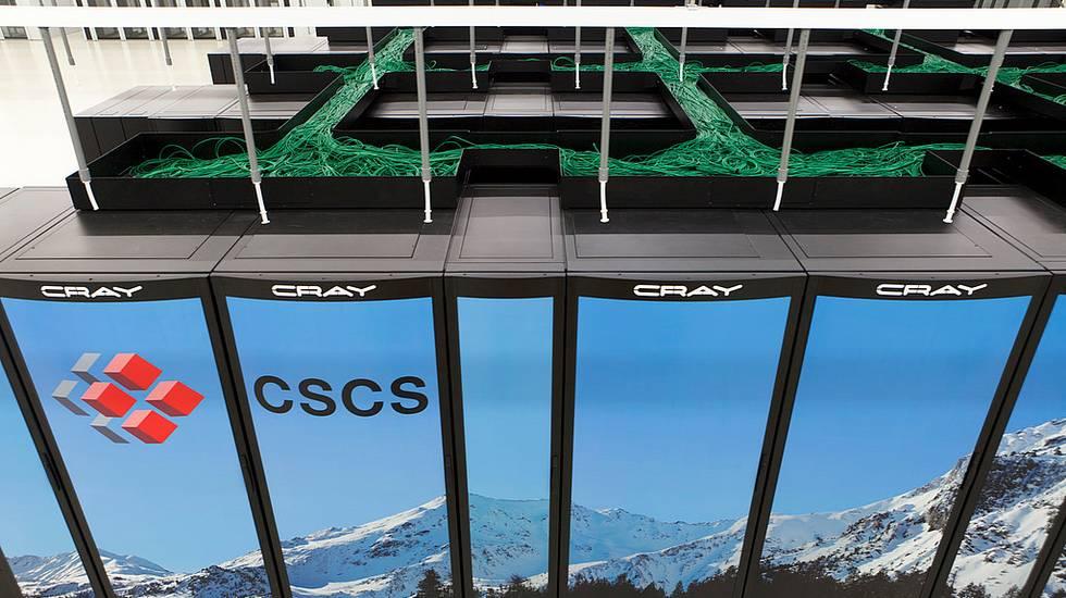 CSCS Piz Daint, Super computer