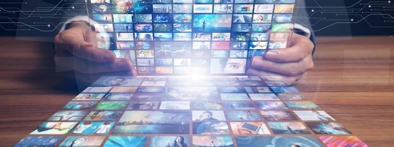 Comunicazione multimediale, news, social