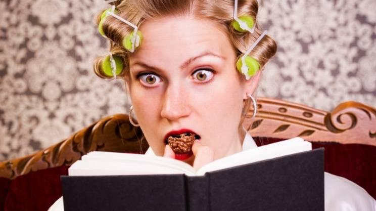 Donna, lettura, libri, leggere
