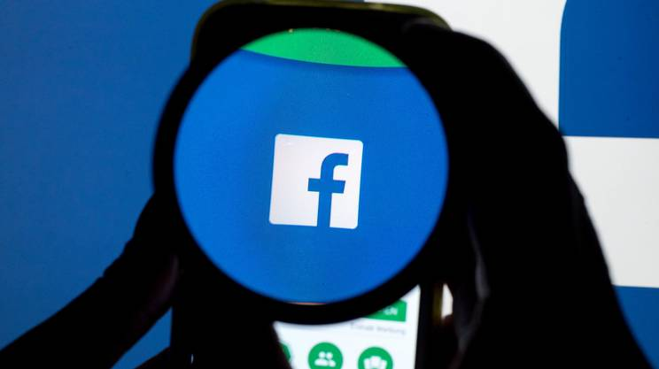 Facebook, lente d'ingrandimento