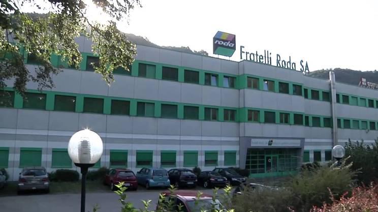 Fratelli Roda SA - Industria grafica e cartotecnica