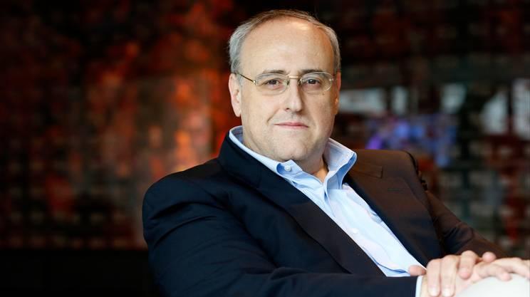Giovanni Conti, responsabile delle produzioni musicali della RSI