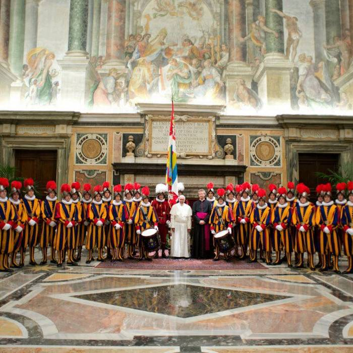 Guardia Svizzera Pontificia