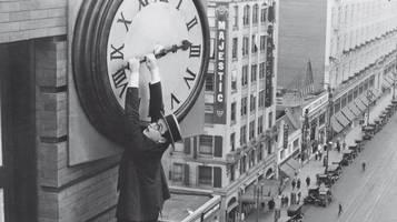 Harold Lloyd nel film