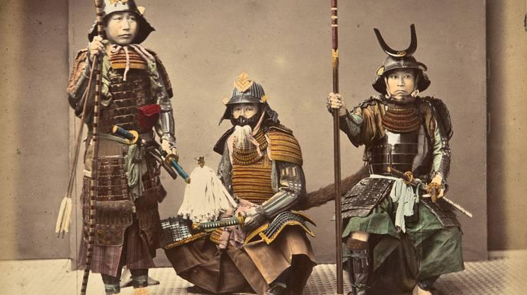 Il samurai. Da guerriero a icona, mostra al MUSEC - Museo delle culture