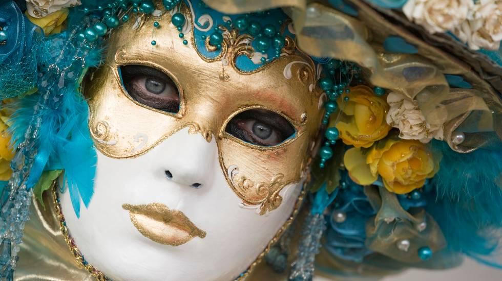 Maschera, Maschera teatrale, Carnevale - Festività pubblica, Carnevale di Venezia, Travestimento