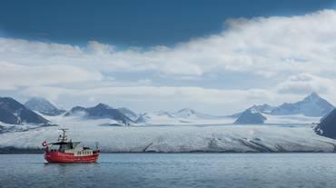 I mutamenti climatici visti al Polo Nord con 5 giovani svizzeri