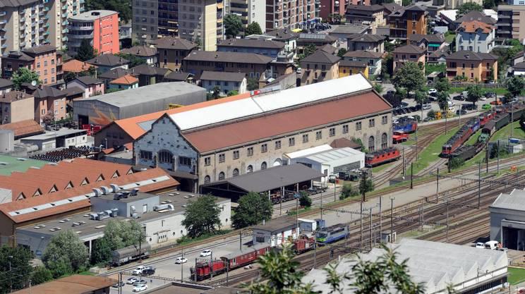 Officine FFS di Bellinzona