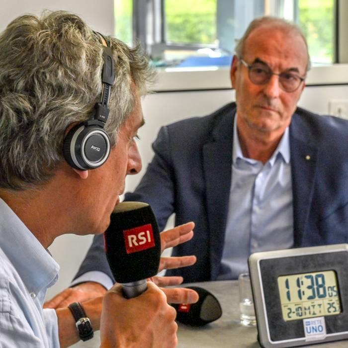 Erbas SA, Mendrisio 02.10.19 - 7m Oliviero Pesenti, direttore di Erbas SA, Mendrisio