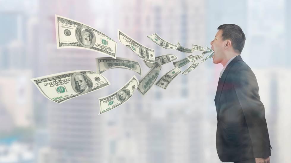 Parlare, Adulto, Affari, Affari finanza e industria, Banconota