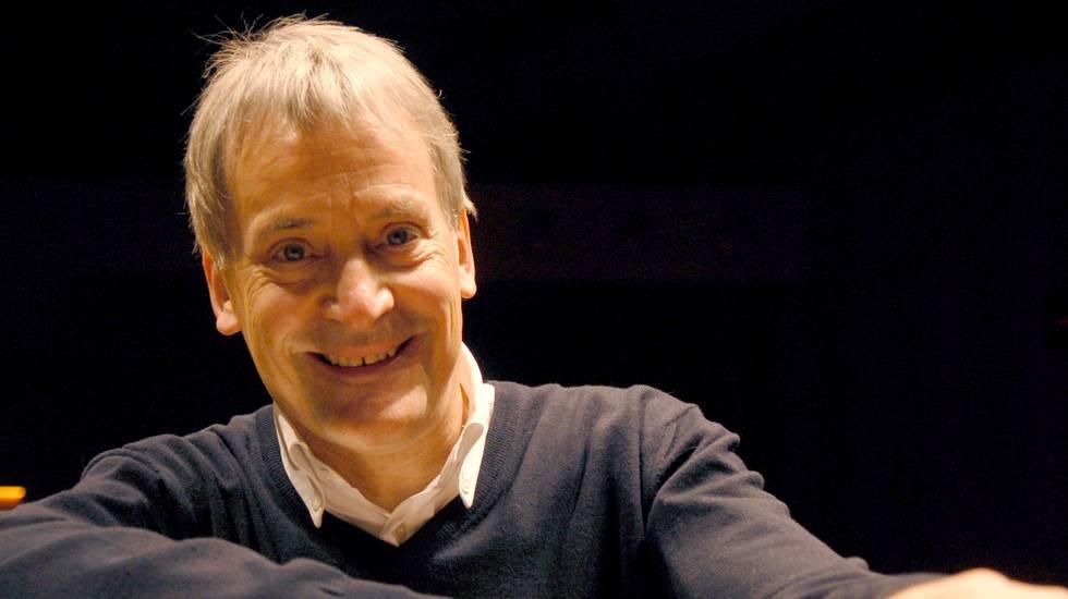 Pietro Antonini, direttore artistico dell'Orchestra della svizzera italiana