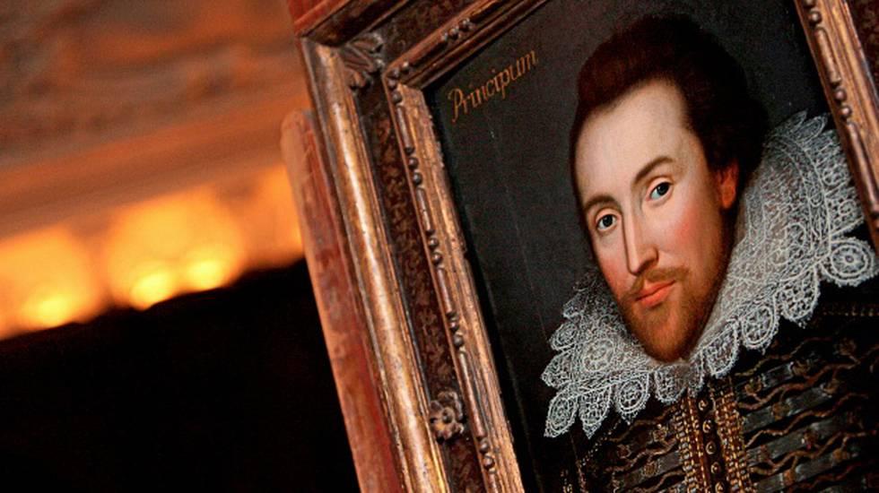 Ritratto di Shakespeare (1564-1616)