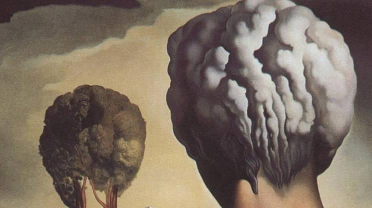 Salvador Dali: Le tra sfingi in bikini, 1947