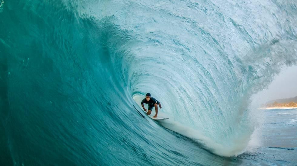 Surf, Onda, Frangente, Isole Hawaii, Isola di Oahu