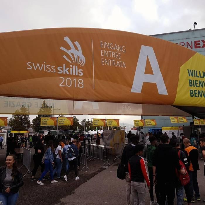 SwissSkills 2018, Berna 14.09.18 - 2