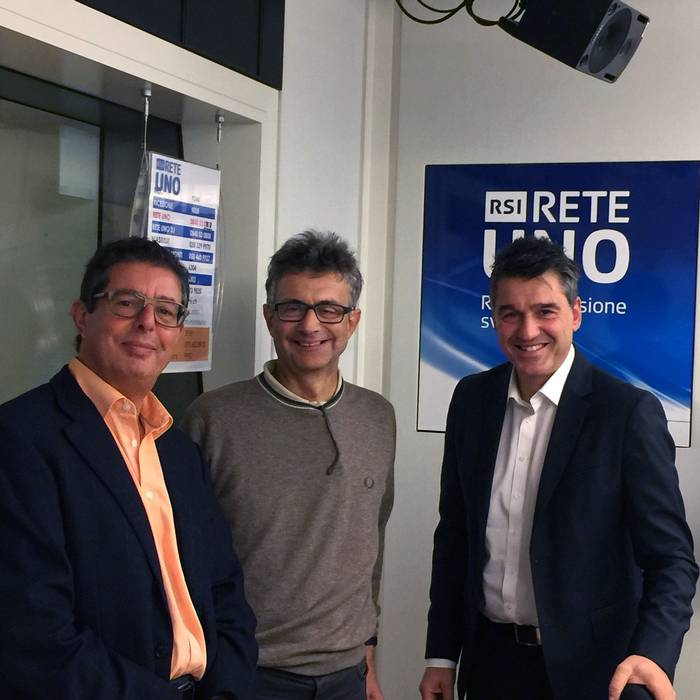 Tarcisio Bullo, Antonio Bolzani e Massimo Busacca, 3