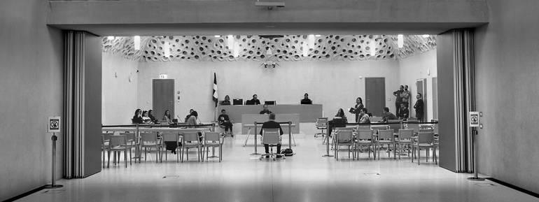 Terror al Tribunale Penale Federale Bellinzona