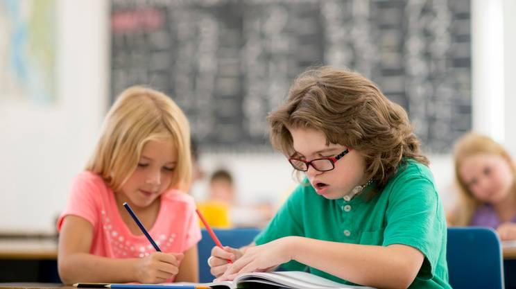 disabilità scuola pubblica, Colorare, Edificio scolastico, Scuola elementare, Canada, Bambino