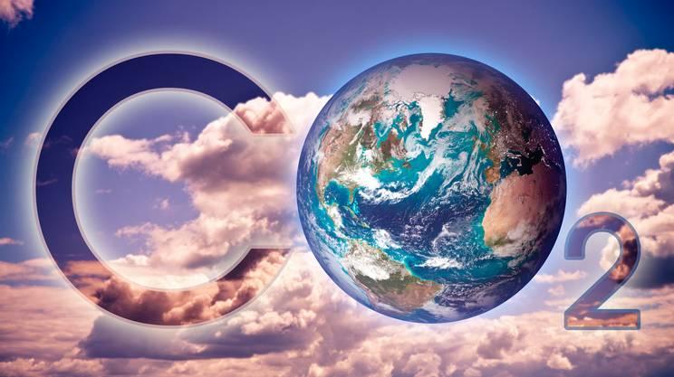 mutamenti climatici, CO2, Ambiente, Anidride carbonica, Atmosfera, industrie, inquinamento