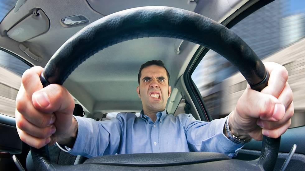 Guidare, Rabbia, Violenza stradale, Autista, Automobile, traffico, colonna