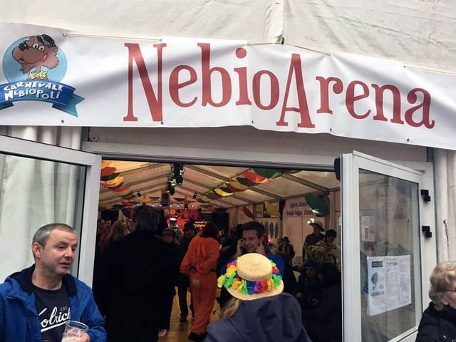 57esima edizione di Nebiopoli4, Chiasso, Squadra esterna 28.02.17