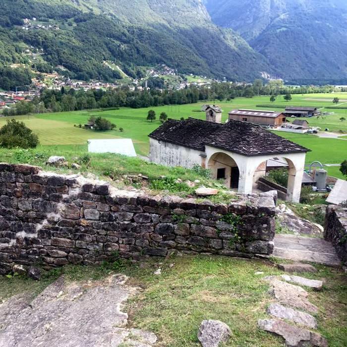 Al Castello di Serravalle, Semione, Squadra esterna 08.09.17 - 5