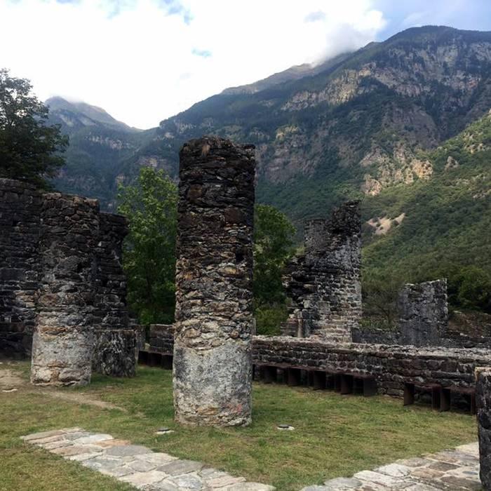 Al Castello di Serravalle, Semione, Squadra esterna 08.09.17 - 4