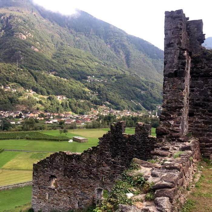 Al Castello di Serravalle, Semione, Squadra esterna 08.09.17 - 3