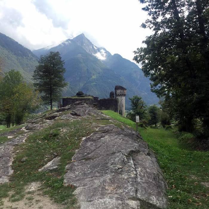Al Castello di Serravalle, Semione, Squadra esterna 08.09.17 - 2