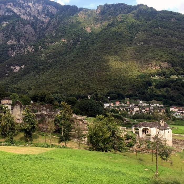 Al Castello di Serravalle, Semione, Squadra esterna 08.09.17 - 9