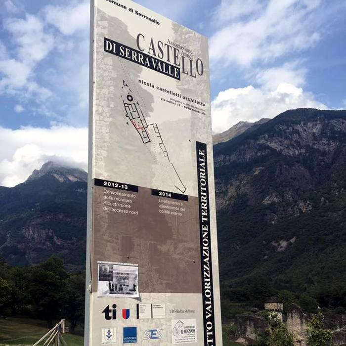 Al Castello di Serravalle, Semione, Squadra esterna 08.09.17 - 8