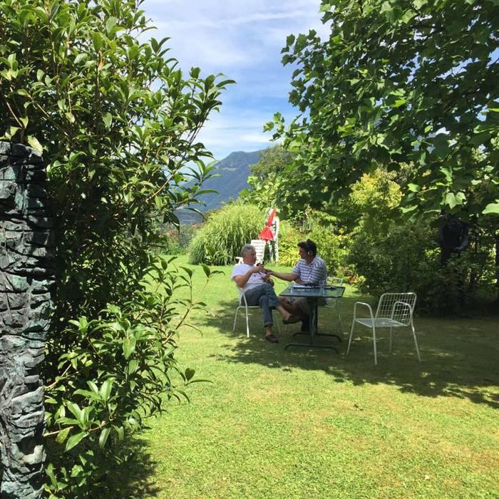60 anni Parco San Grato, Squadra esterna 17.07.17 - 8, Aldo Ferrario, scultore