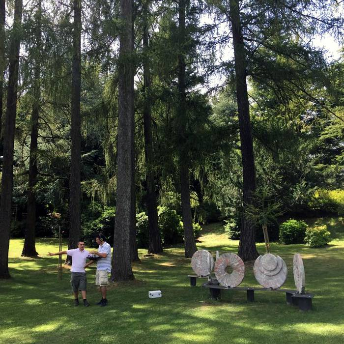 60 anni Parco San Grato, Carona, Squadra esterna 17.07.17 - 5, Alessandro Bressanelli, Capo Giardiniere Parco San Grato