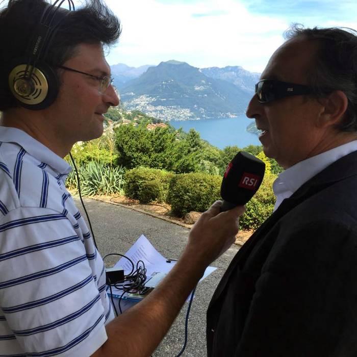 60 anni Parco San Grato, Squadra esterna 17.07.17 - 11, Alessandro Stella, Direttore Ente Turistico del Luganese