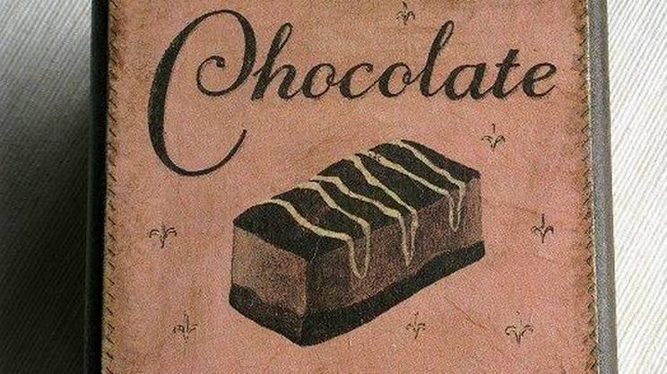 Aminda Chocolate, Tavoletta cioccolato