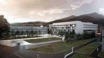 Ampliamento dell'Ospedale Regionale Beata Vergine (OBV)