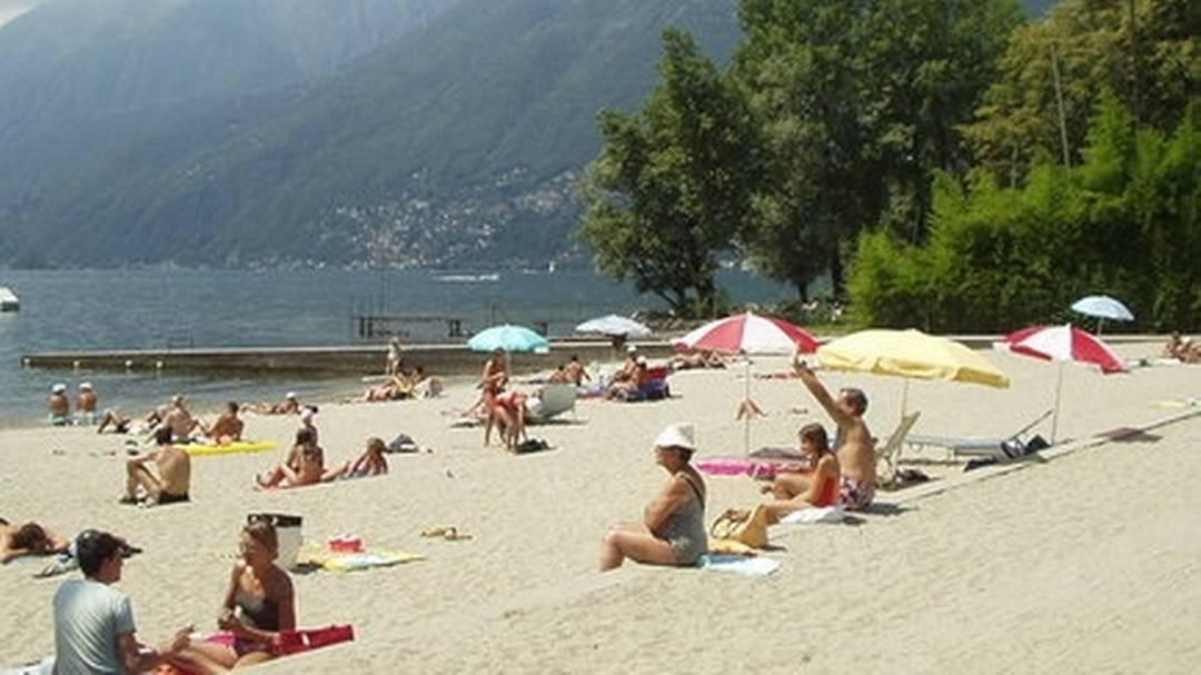 Lido di ascona rsi radiotelevisione svizzera - Bagno pubblico ascona ...