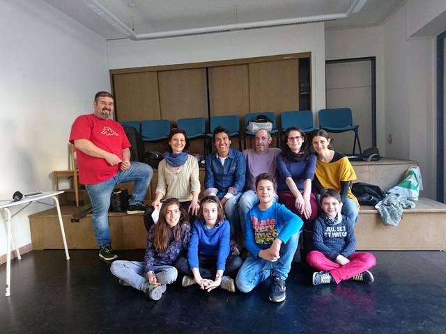Associazione Culturale Campo Teatrale2, Chiasso, Squadra esterna 09.03.17