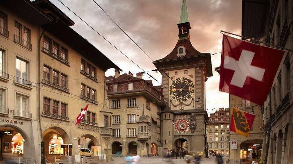 Berna, Torre dell'orologio