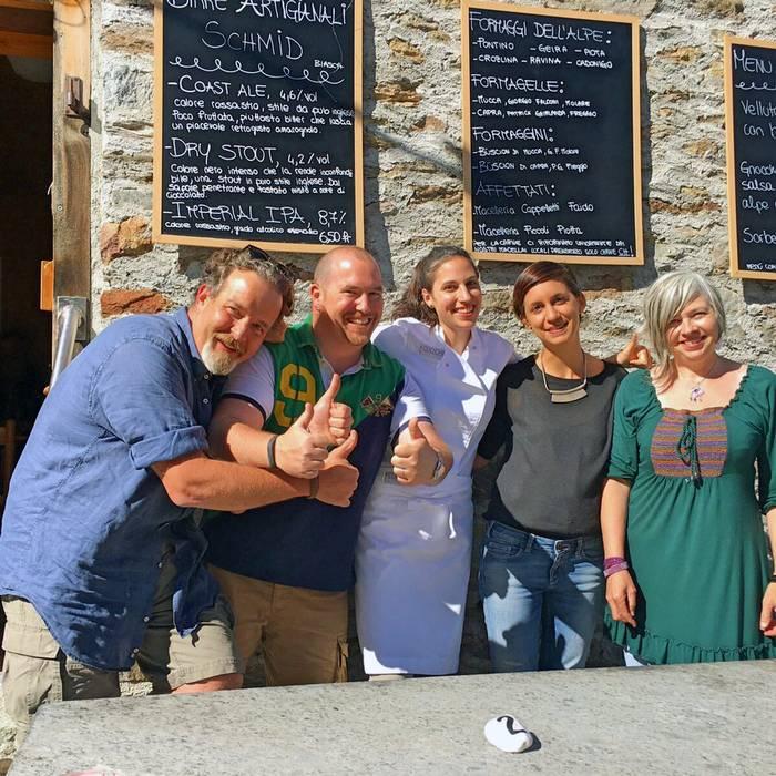 Gustando... le ricette di Gustando!, Squadra esterna 07.06.17 - 3, Christian Frapolli, Fabri Casati e Lola Manfrè