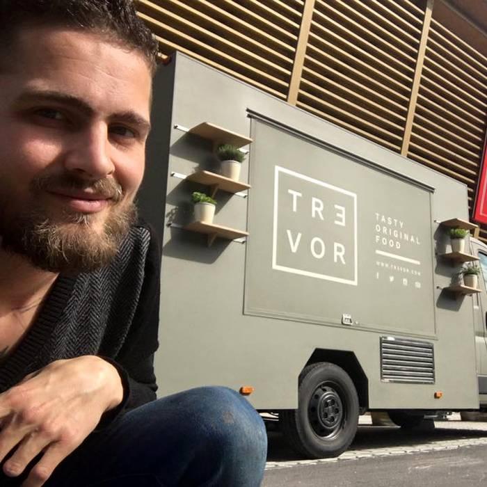 tr3vorfood, Trevor Appignani Food Truck - 1