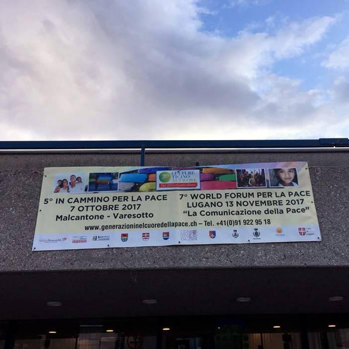 Forum mondiale per la pace, Lugano - 1