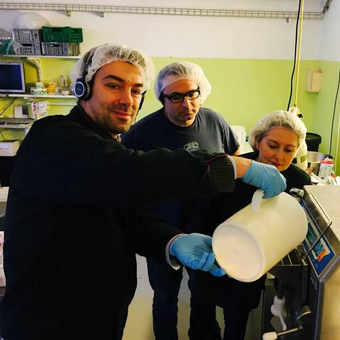 Gelateria Lucibello, Contone2, Squadra esterna 14.02.17