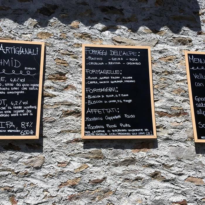 Gustando... le ricette di Gustando!, Squadra esterna 07.06.17 - 7, Grotto Ciurlin, Gribbio