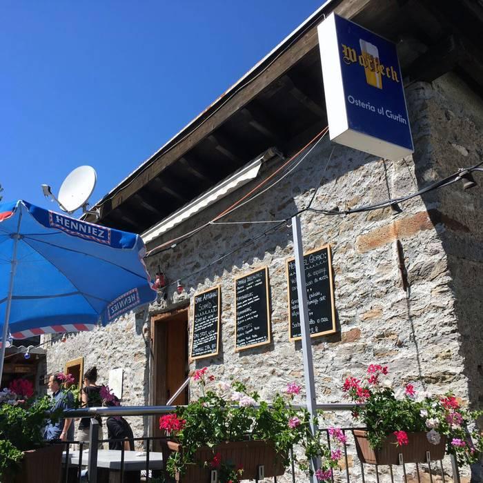 Gustando... le ricette di Gustando!, Squadra esterna 07.06.17 - 8, Grotto Giurlin, Gribbio