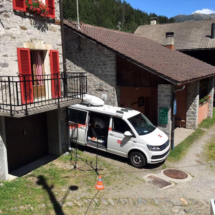 Gustando... le ricette di Gustando!, Squadra esterna 07.06.17 - 9, Grotto Giurlin, Gribbio