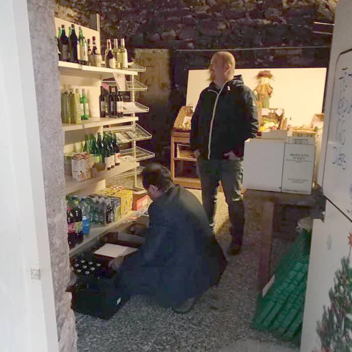 Gustando... La Botega, Prato Sornico, Squadra esterna 25.04.17 - 5