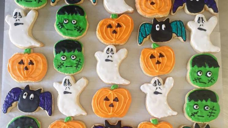 I biscotti per Halloween di Laura's Kitchen Laura Duchini
